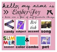 """""""All About Me 💜"""" by princessjoy1202 ❤ liked on Polyvore featuring art"""