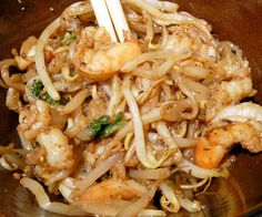 Quick & Easy Dinner Recipes - Shrimp and Noodles - Click Pic for 40 Cheap & Healthy Meals on a Budget