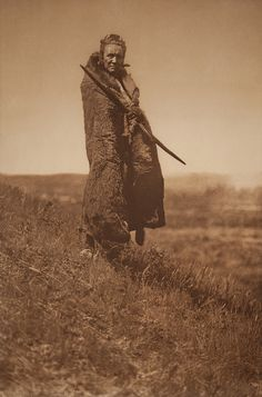 A Grizzly Bear Brave 1910 - Piegan by Museum of Photographic Arts Collections, via Flickr