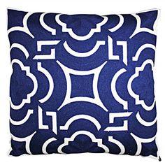 Set of 2 Bellport Fabric Cushions