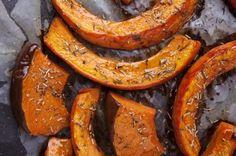 Potiron, citrouille ou potimarron, peu importe et on le cuisine rôti, au four.La recette facile du potiron rôti