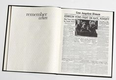 Remember When: Your Life in Newspapers Book