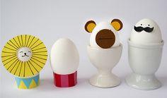 An egg-traordinary circus! @FamilyFun magazine
