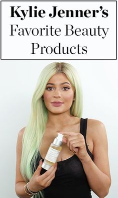 Kylie Jenner reveals her favorite skincare and body products (some of them are surprisingly afforable!)