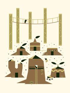 Kokiri Forest - Trevor Basset