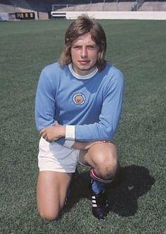 Willie Donachie Manchester City 1973