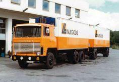 Scania LBS140S VBK '1974