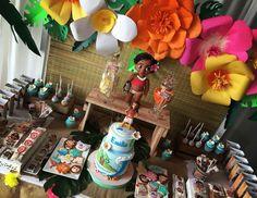 """Moana Party / Birthday """"Moana Party""""   Catch My Party"""