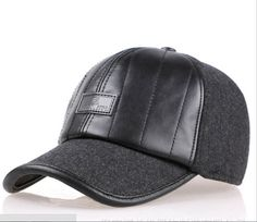 ca814566 27 Best Leather baseball cap images in 2018 | Leather baseball cap ...