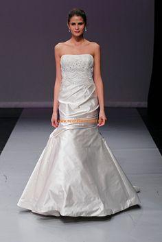 Moderne Luxuriöse Hochzeitskleider aus Taft