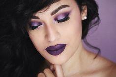 ce maquillage est magnifique   Amanda Steele x Colourpop Collection (SWATCH
