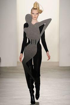 Jeremy Scott Fall 2010 Ready-to-Wear Fashion Show - Yulia Terentieva