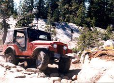 1967 CJ-5 Jeep - Photo submitted by Doug Garcia.