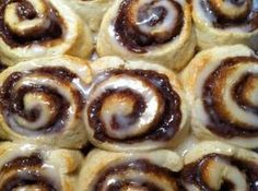 QUICK CINNAMON ROLLS - NO YEAST! NO BUTTERMILK- Im testing these out tonight :)