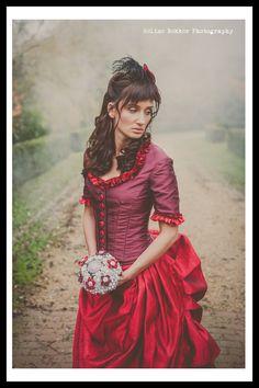# viktorianischen # gothic wedding # verkleiden # wedding # verkleiden # Sopha Kleid von Gothic Victorian uk gemacht maßgeschneiderte Ordnung und # in allen Farben und Stoffen mit traditionellen und modernen Technologie, um eine Mode zu schaffen suchen und fertig #.