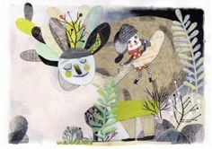 Where the wild things are   Pencil Ilustradores