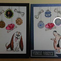 Vanocni pranicka #katzelcraftstamps  #katzelcraft #christmas #cardmaking