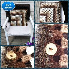 Marie Whimsy Crochet (@mariewhimsycrochet) • Instagram-bilder og -videoer Cushion Covers, Ladder Decor, Cushions, Blanket, Crochet, Instagram, Home Decor, Throw Pillows, Crochet Hooks
