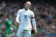 Wayne Rooney tweeted congratulations to his England team-mates...: Wayne Rooney tweeted congratulations to his England… #WayneRooney