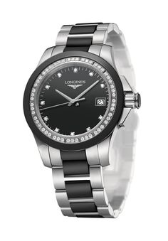 Longines Ladies Diamond Conquest