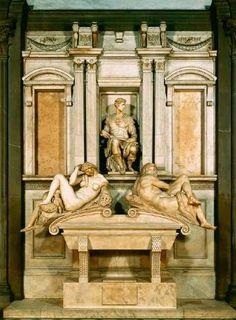 Medici Chapel of San Lorenzo in Florence.