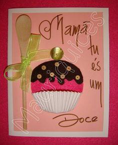 Mauriquices: Mamã tu és um doce...