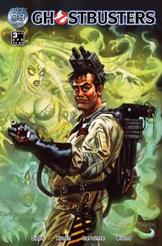 Ghostbusters: Ray Stanz magazine
