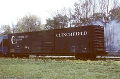 Clinchfield boxcar