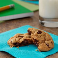Chocolate Chip Cookies | Ready Set Eat