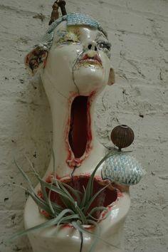 Sarah Louise Davey sculpture