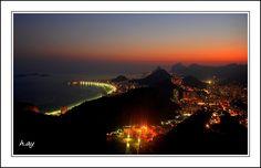 Rio de Janeiro by HUSEYIN AY on 500px