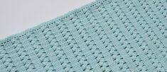 Gratis haakpatroon gehaakt deken 'Louisa'. Crochet Blanket Patterns, Crochet Stitches, Love Crochet, Diy And Crafts, Plaid, Knitting, Vintage, Haken Baby, Blankets
