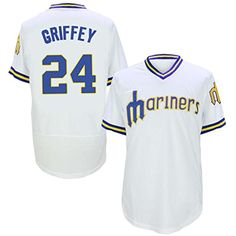 Gaylord Perry Seattle Mariners Throwback Jerseys