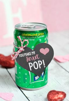 Tweet Pin It We know that moms are busy but still want to do fun things with their kids, so we wanted to do a couple of REALLY simple Valentine's ideas for you! This one couldn't be easier. We've made the printable for you already, so all you've got to do is get cans of...Read More »