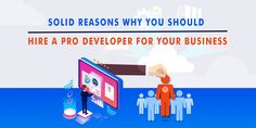 To gain reputation and conversions, businesses cannot rely on amateurs. Instead, they need a team of pro web developers to cater to their business requirements as it is a matter for your business's online image # Business Requirements, Web Development Company, Online Images, A Team, Gain, Family Guy, Blog, Blogging, Griffins