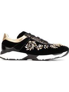 0d637ec0feac51 Bruno Bordese Slip-on Hi-top Sneakers - Farfetch