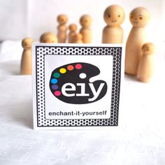 Children DIY Waldorf Toy, Unfinished Family of 5 Wooden Dolls with Faces, Supply Kids Wooden Toy