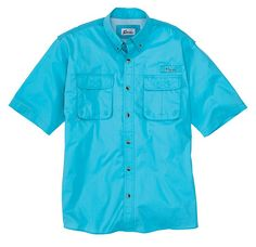 World Wide Sportsman® Angler Shirts for Men - Short Sleeve | Bass Pro Shops