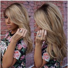 @lustrelux #hair #blonde #beauty #natural #layers