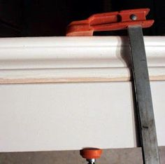 DIY bigger moldings using your existing moldings and MSG board
