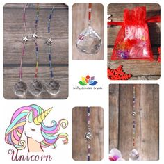 Hang in the kids bedroom window and watch the room fill with rainbows when the light hits 🌈💕🤗 Selling Handmade Items, Etsy Handmade, Guardian Angel Gifts, Feng Shui Energy, Gift Maker, Hanging Crystals, Red Butterfly, Small Shops, Turquoise Gemstone