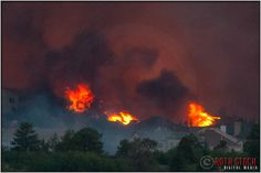 """Firestorm: The Waldo Canyon Fire"" (122 Photos)"