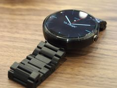 Motorola's long-awaited smartwatch is finally ready to be released, at least in the US. After roughly five months since being unveiled, the Moto 360 is