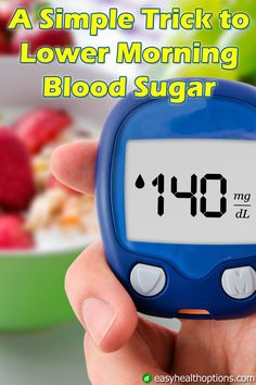 If you're type 2 diabetic, you may be wondering why your blood sugar is so high in the morning. Every other time you test, your levels seem to be within range... But those morning levels, sometimes they are sky high and it puts you in a panic, questioning what on earth you may be doing wrong.