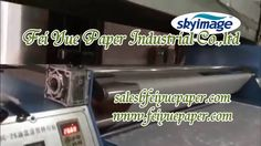 420*1700mm Sublimation Roll to Roll Heat Transfer Machine