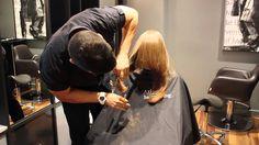 ❤️❤️❤️ his work.....Signature Adam Ciaccia Long Layers - Model Erica Foster - FINAL