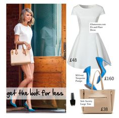 """""""Celebrity Style: Taylor Swift"""" by tracey-mason ❤ liked on Polyvore featuring мода, Glamorous, Sole Society и OPI"""