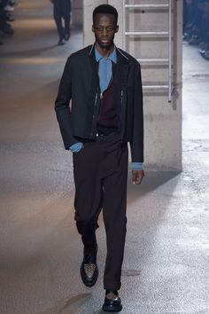 Lanvin Fall 2016 Menswear Fashion Show