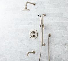 PB langford shower set