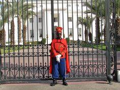 La Garde Rouge de la Présidence du Sénégal